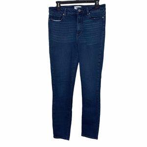 PAIGE Hoxton Ultra Skinny Jeans High Waisted